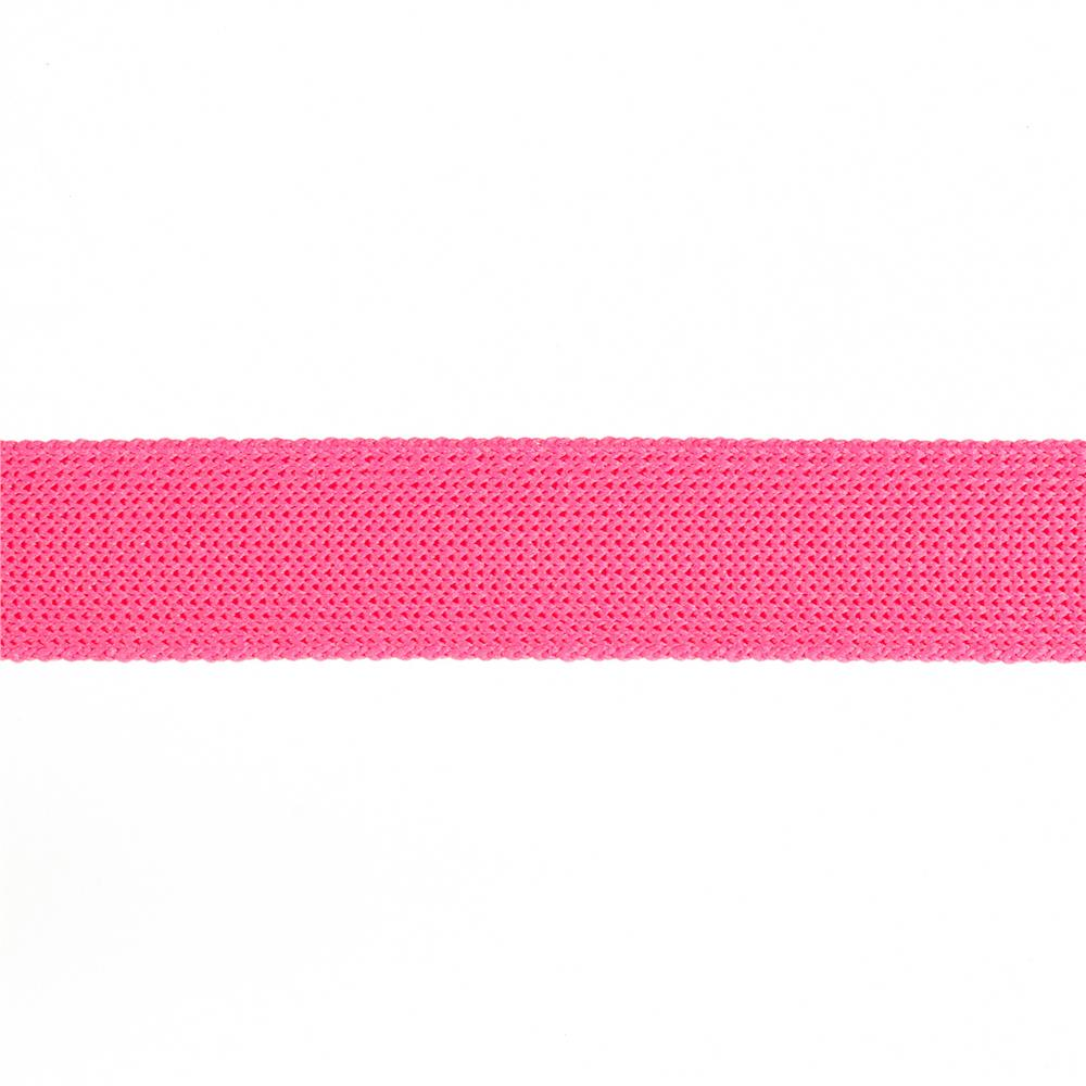 "Team Spirit 3/4"" Solid Trim Hot Pink"