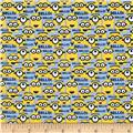 Universal Despicable Me 1 in A Minion Bello Minions Blue