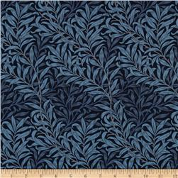 Moda Best of Morris Willow Boughs Indigo