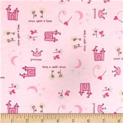 Juvenile Cotton Knits Princess Pink