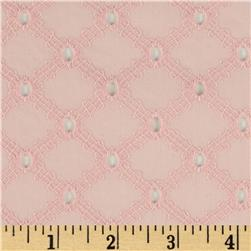Michael Miller Lattice Cotton Eyelet Confection
