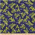 Cooking Italiano Herbs Navy/Green