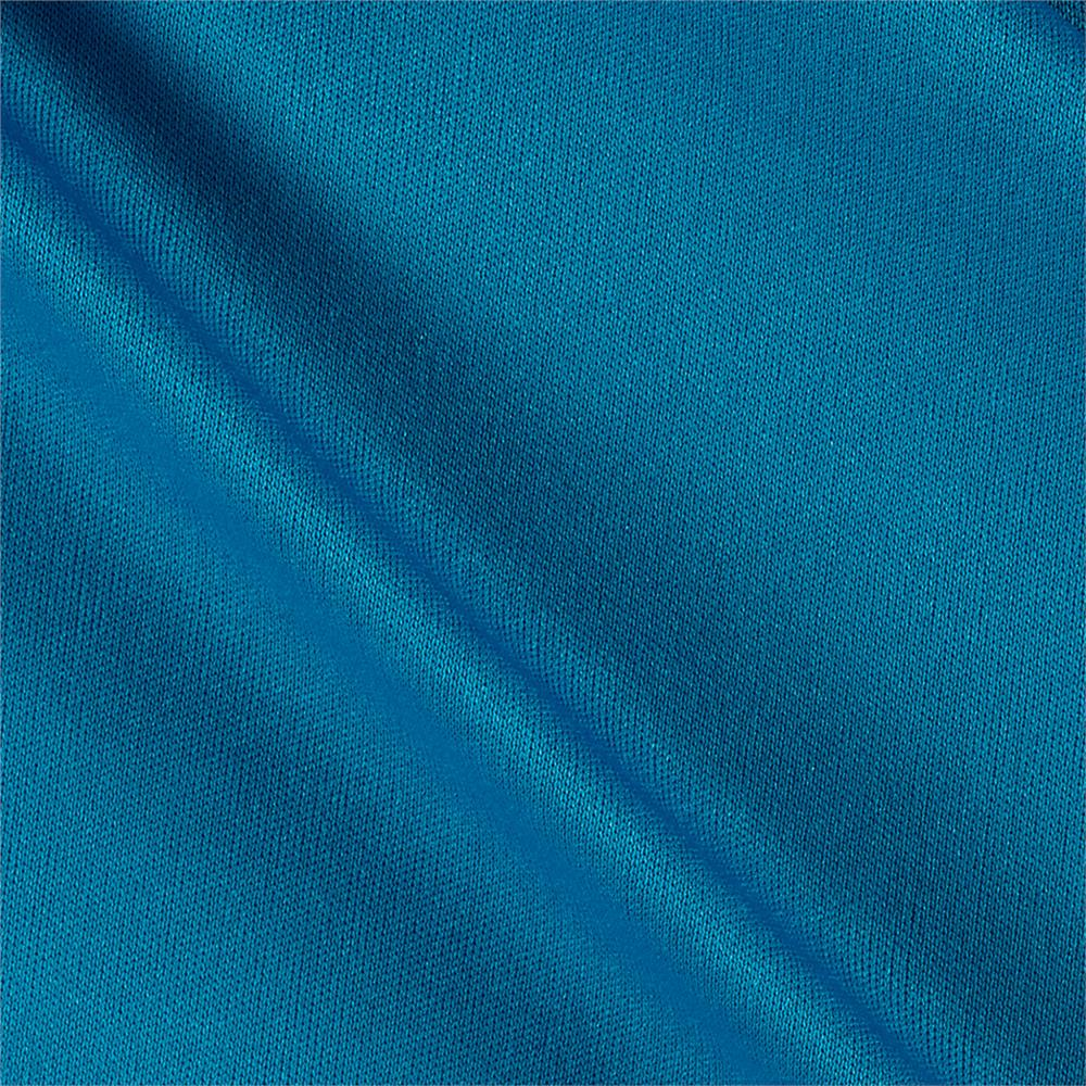 Nylon activewear knit solid teal discount designer for Nylon fabric