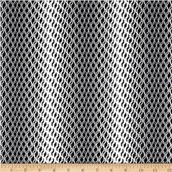 Sassafras Large Chain Link Gradation Black