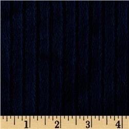 Minky Ribbon Cuddle Navy