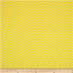Bright Now Chevron Yellow