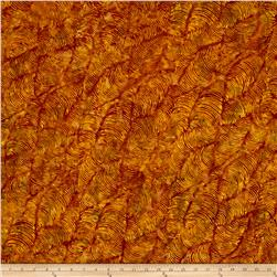 Island Batik Grass Copper