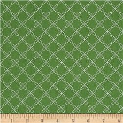 Maywood Studio Kimberbell Basics Lattice Green