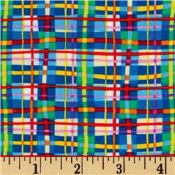 Timeless Treasures Plaid Multi