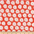 Cotton + Steel Trinket Spools Orange