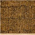 Timeless Treasures Batik Tonga Chai Tree Bark Texture Camel