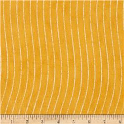 Dear Santa Wavy Stripe Yellow