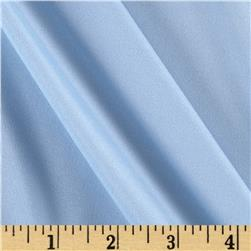 Activewear Knit Solid Baby Blue