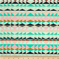 Cotton & Steel Mesa Overlook Serape Pink