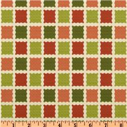 Carver Dutchess Plaid Green/Pink