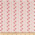 Michigan State Flower Apple Blossom Pink/White