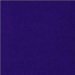 Wool Suiting Bright Purple