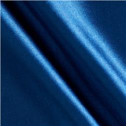Costume Satin Dark Blue