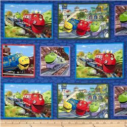 Chuggington Secnic Check Multi