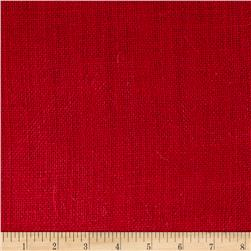 Premier Prints Burlap Red Sultana