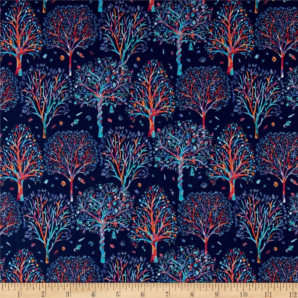 Liberty of London Tana Lawn The Artists's Tree