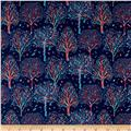 Liberty of London Tana Lawn The Artists's Tree So Blue