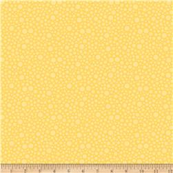 Riley Blake Fancy Free Fancy Dots Yellow