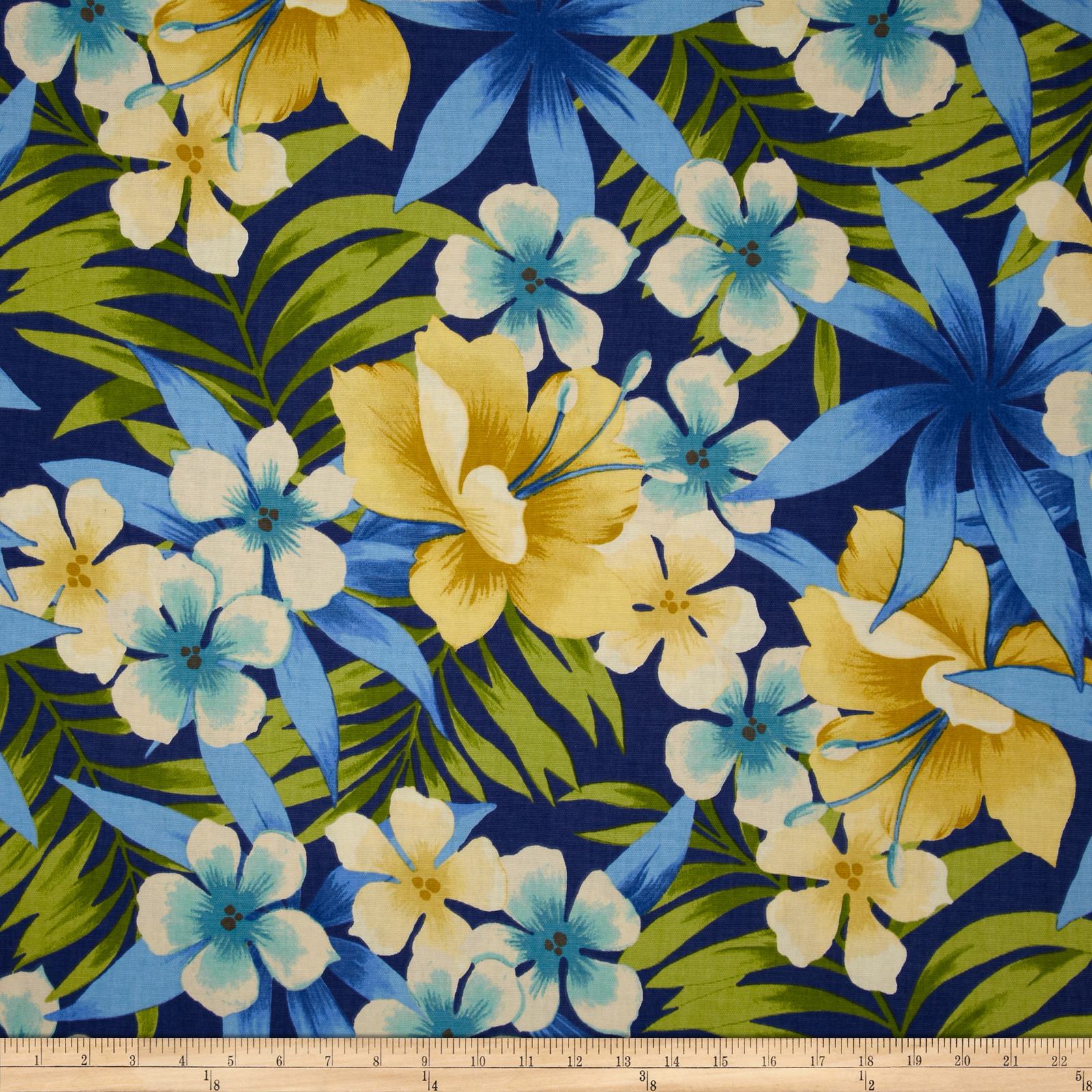 Tommy Bahama Home Sugar Beach Riptide Fabric by Waverly in USA