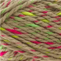 Lion Brand Yarn Zaps Lightening