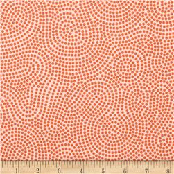 Riley Blake Ava Rose Dot Coral