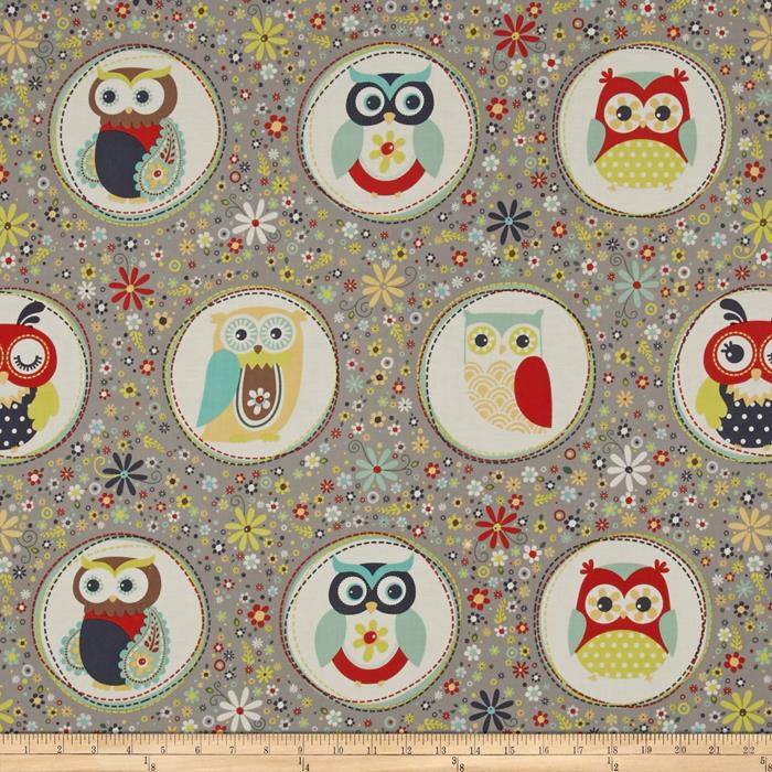 ADORNit Nested Owls Owl Polka Dot Mint
