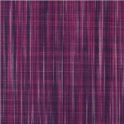 Kolkata Yarn Dyed Shirting Plum
