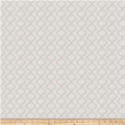 Fabricut Hills And Valleys Jacquard Platinum