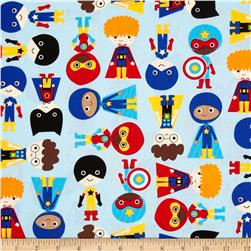 Super Kids Super Boys Blue Adventure