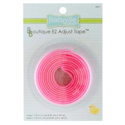 Babyville Boutique EZ Adjust Tape Pink