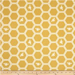 Birch Organic Canvas The Grove Home Decor Honeycomb Sun
