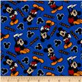 Disney Mickey Traditional Mickey 28 Blue