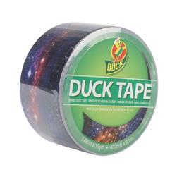 "Patterned Duck Tape 1.88"" x 10yd-Galaxie"