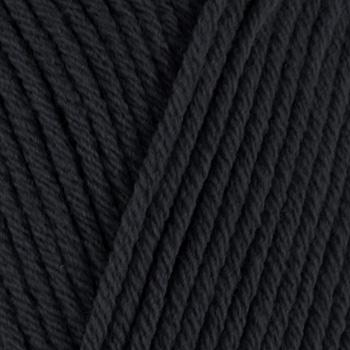 Lion Brand Cotton-Ease Yarn (152) Charcoal