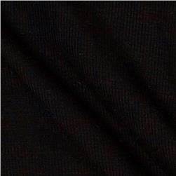Wife Rib Knit Black