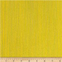 Avalana Jersey Knit Skinny Stripes Yellow/Gray