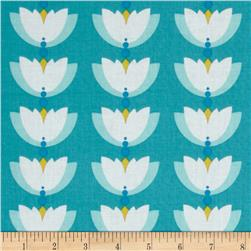 Lotus Pond Organic Lotus Drop Blue