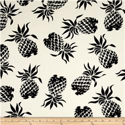 Hoffman Large Pineapples Black