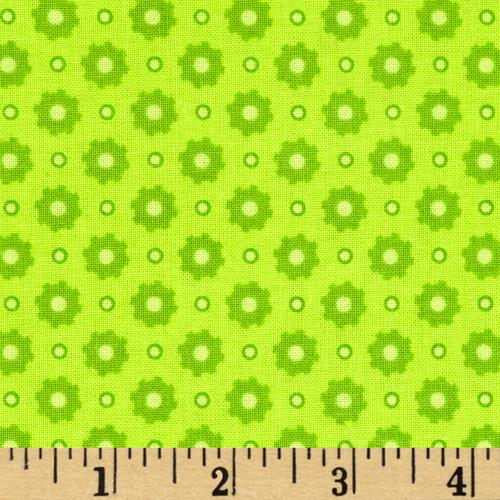 Apple Hill Farm Tire Dots Green