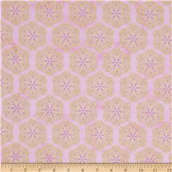 Flower Fantasy Filigree Floral Pink