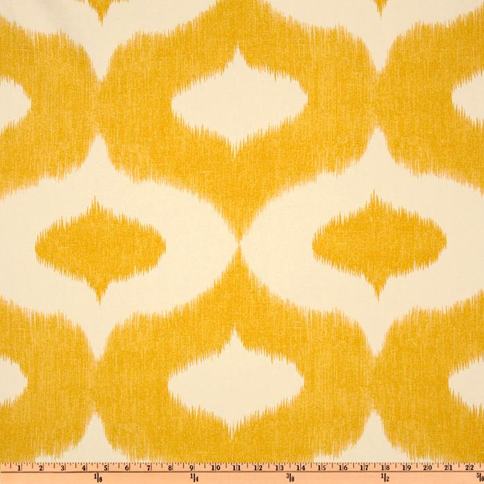 Duralee Home Dalesford Yellow
