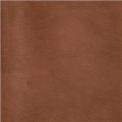 Regal Flannel Backed Vinyl Pecos Brown Fabric