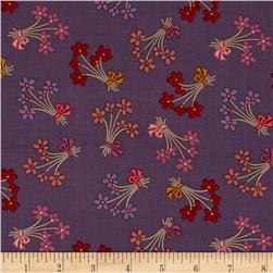 On Plumberry Lane Bouquet Purple