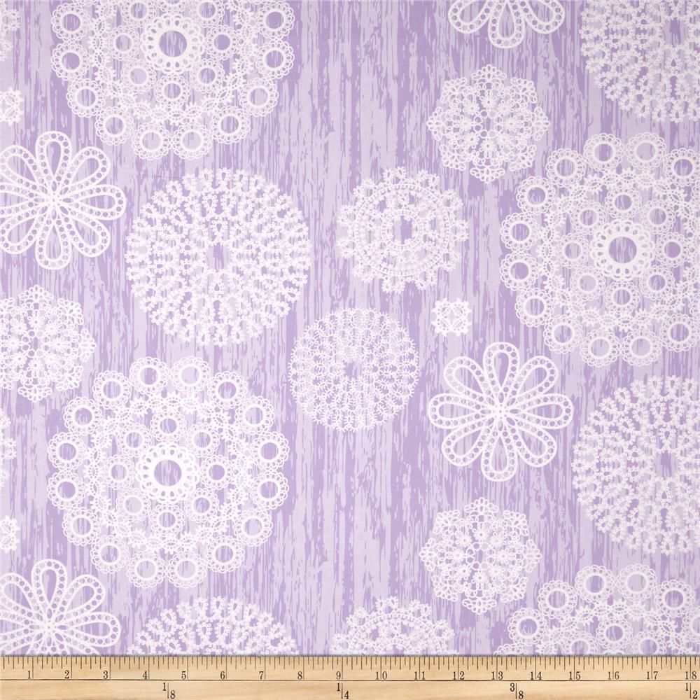Violet Craft Brambleberry Ridge Knots & Loops Lilac