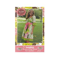 Lila Tueller London Women's Dress Pattern